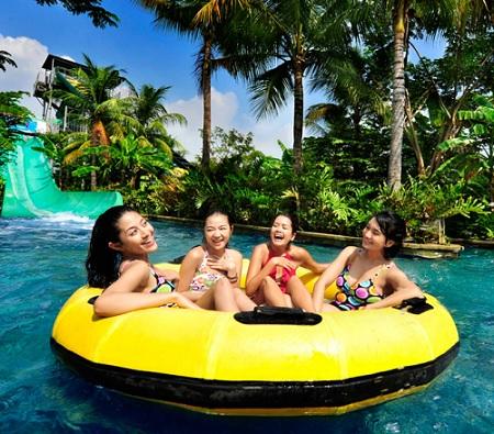 Waterboom Lippo Cikarang, Tempat Wisata di Cikarang yang Asyik Untuk Bermain Air