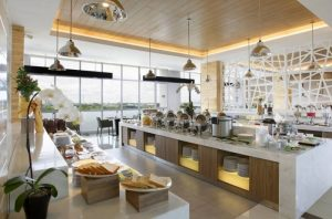 Gandaria Restaurant Santika Hotel Cikarang Selatan