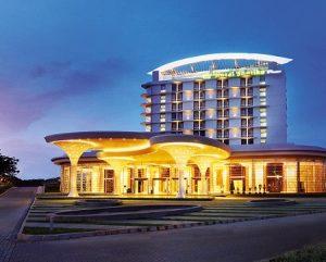 Hotel Santika Cikarang di Kawasan Industri Jababeka Cikarang