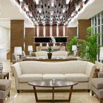 Interior Lobby Hotel Santika Cikarang Selatan Jababeka