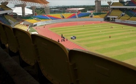 Penampilan Baru Dari Stadion Wibawa Mukti Cikarang Jelang Asian Games 2018