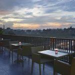 Suasana Santika Terrace Lounge yang Santai